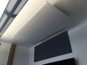 Vessel Office Ceiling